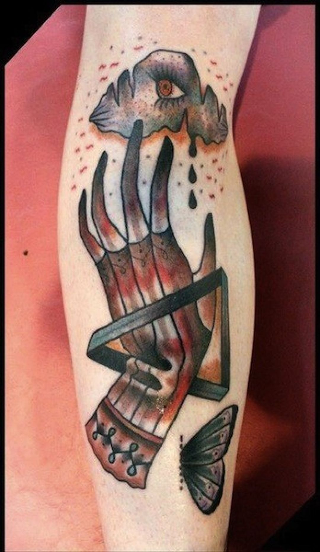 Hand, Arm Tattoo Design (240465) - Best  Tattoos