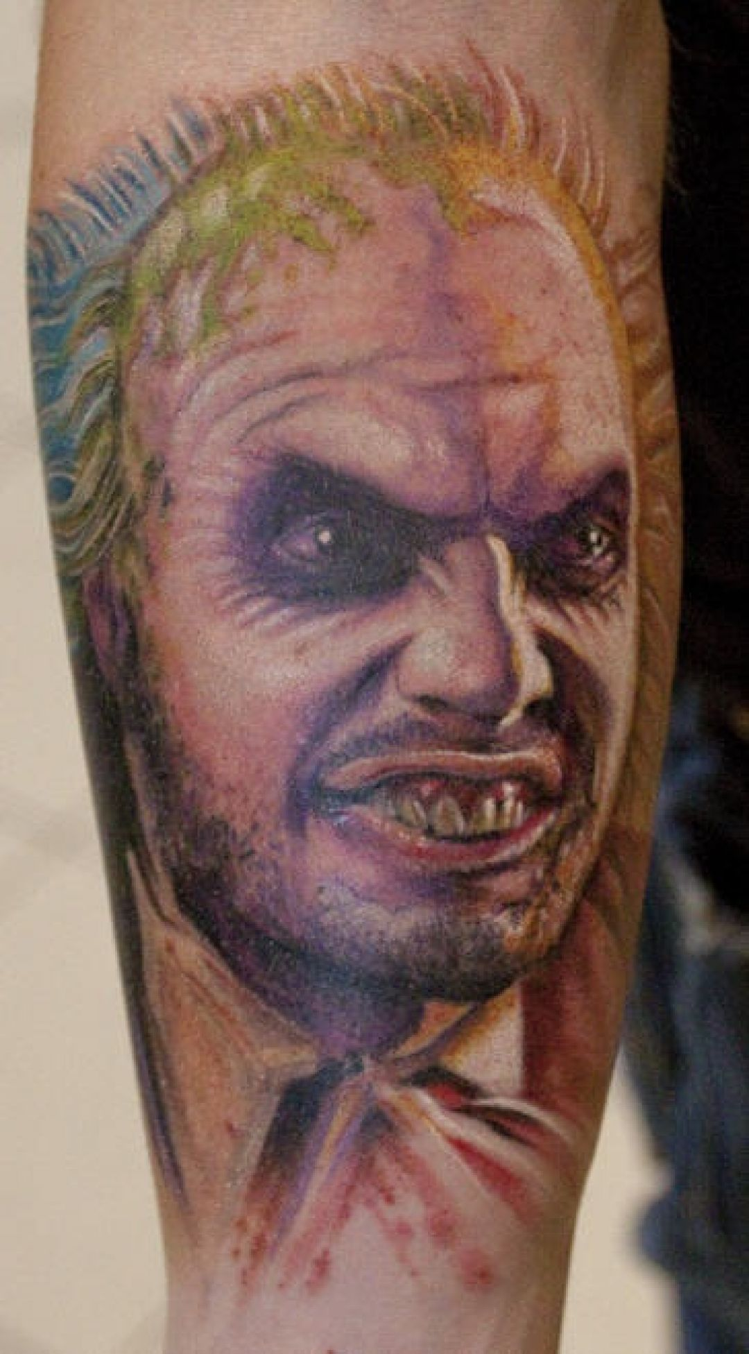 Zombie Tattoo Design (299225) - Best  Tattoos
