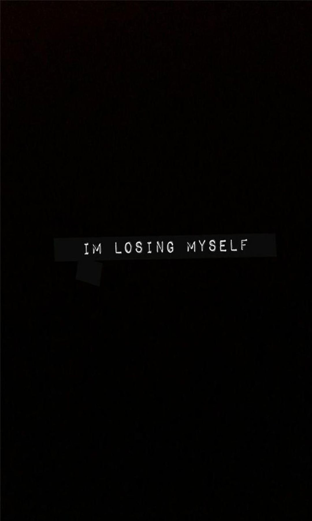 45+ Aesthetic Black Quotes - Android, iPhone, Desktop HD ...