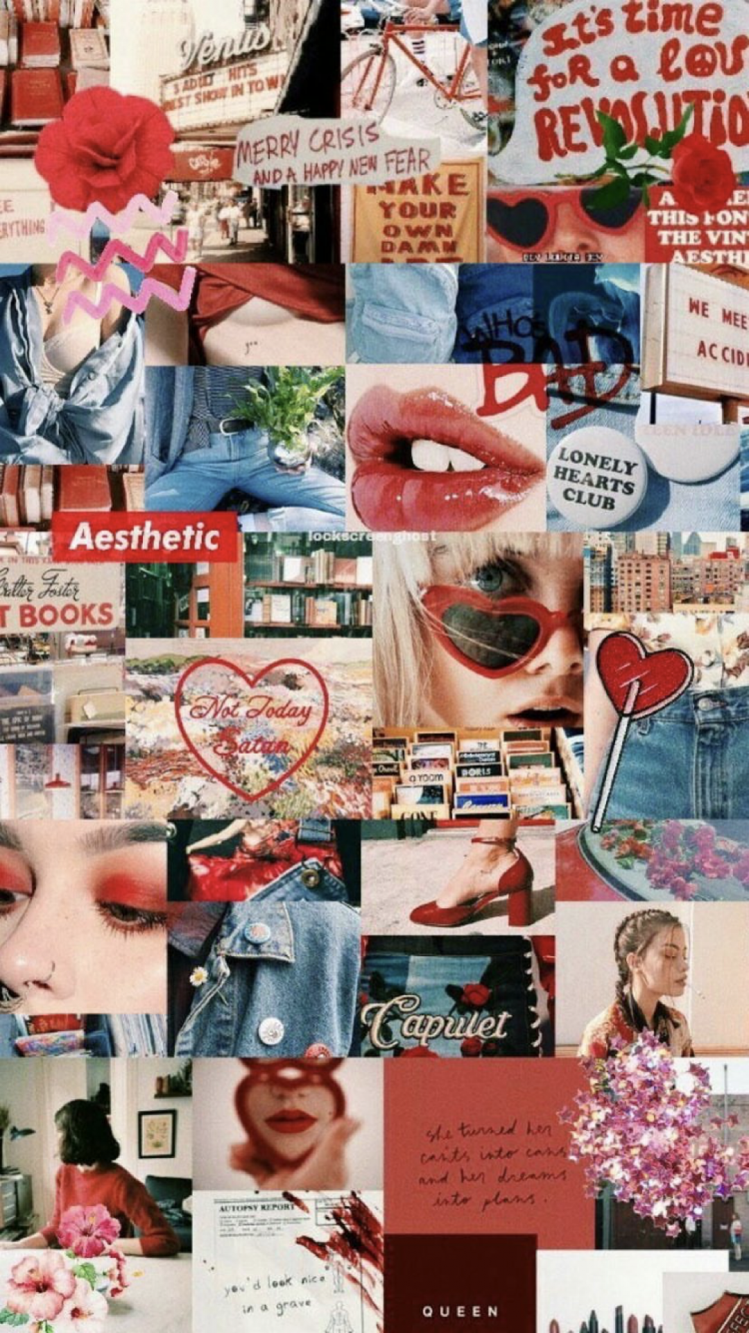 55 Aesthetic Collage Android Iphone Desktop Hd