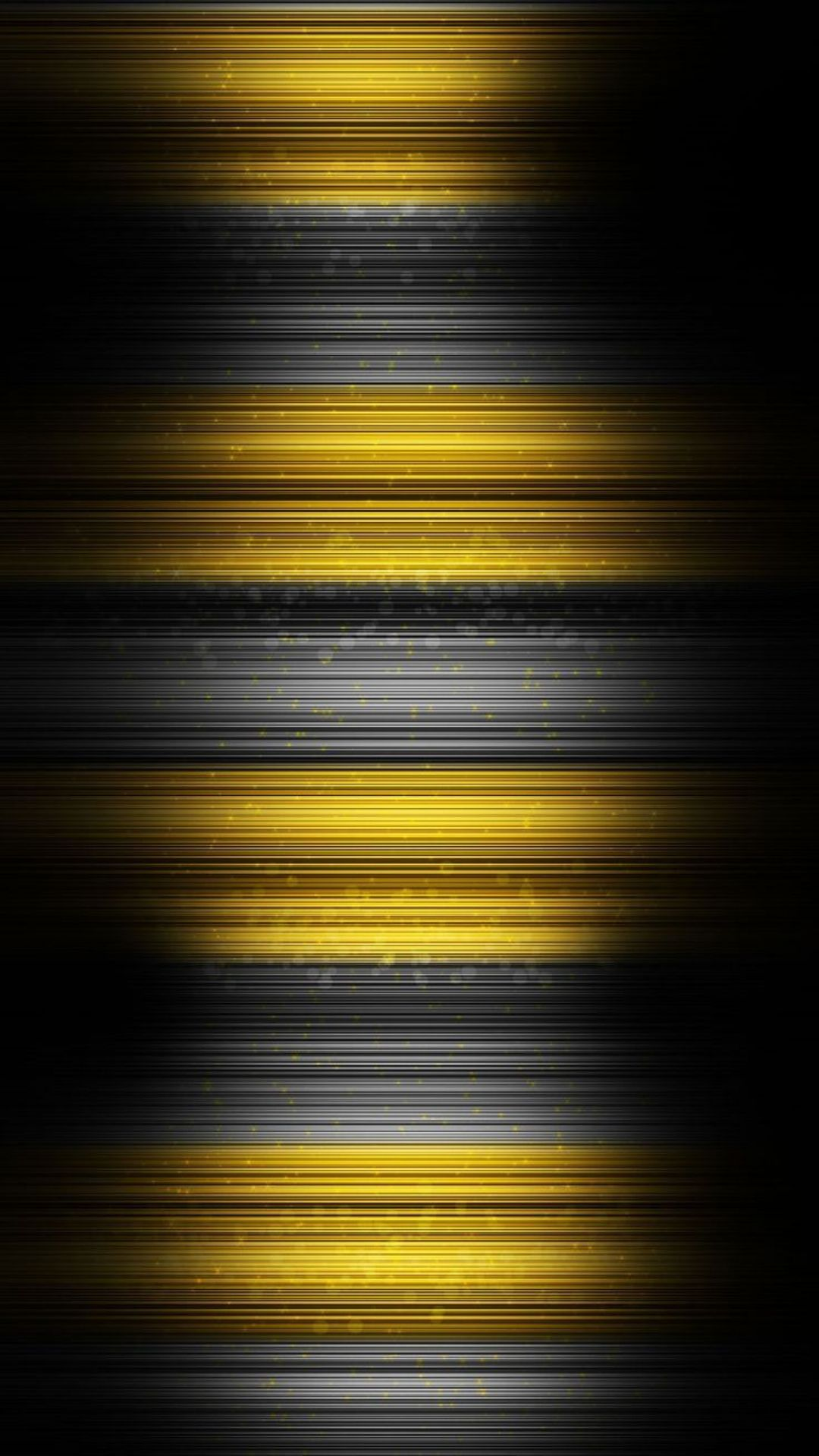 Iphone Black And Yellow Wallpaper Hd 1080p