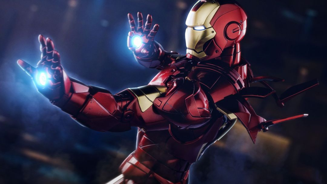 135 Iron Man Aesthetic Android Iphone Desktop Hd