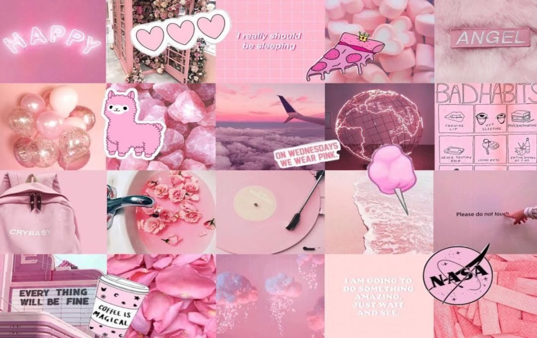 140 Pink Aesthetic Tumblr Laptop Android Iphone Desktop Hd Backgrounds Wallpapers 1080p 4k 1199x755 2020