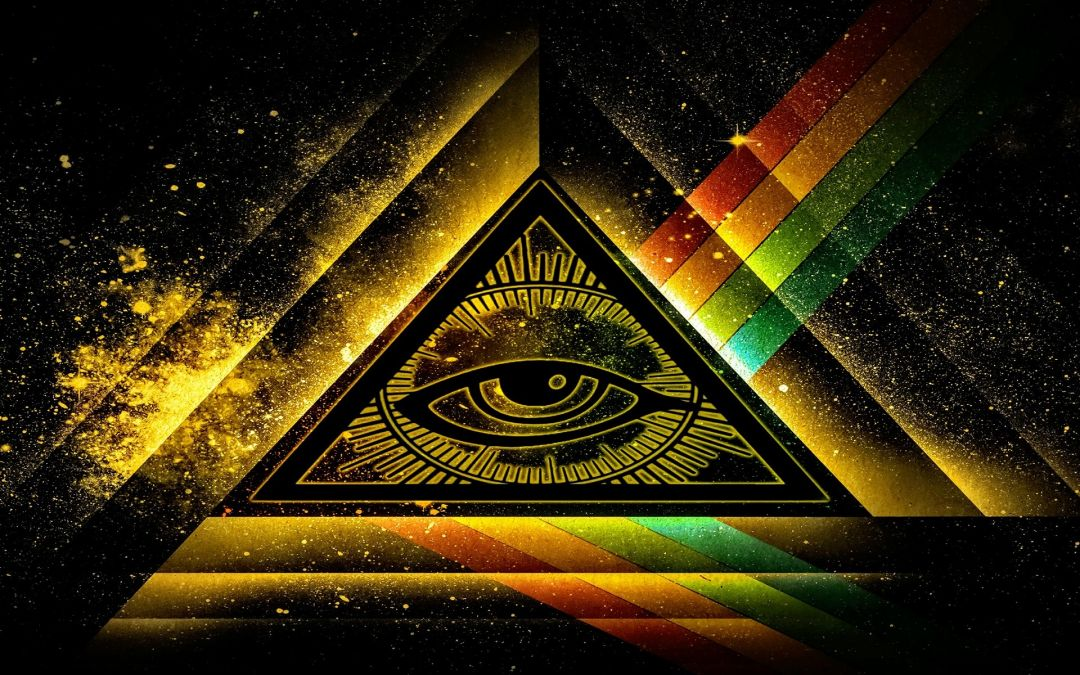 Trippy Illuminati - Android, iPhone, Desktop HD Backgrounds / Wallpapers (1080p, 4k) (408565) - 3D / Abstract