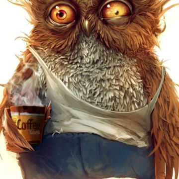 ผลการค้นหารูปภาพสำหรับ owl wallpaper HD iphone. Fun Owl Things - Android / iPhone HD Wallpaper Background Download