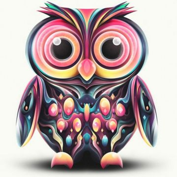 iPhone 6S Plus Owl Wallpaper - iPhone 6s Wallpaper - Android / iPhone HD Wallpaper Background Download