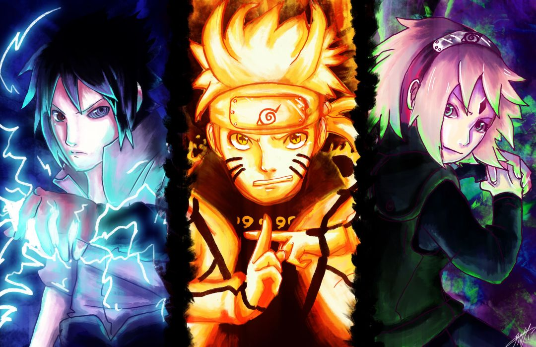 220+ 4K Naruto - Android, iPhone, Desktop HD Backgrounds ...