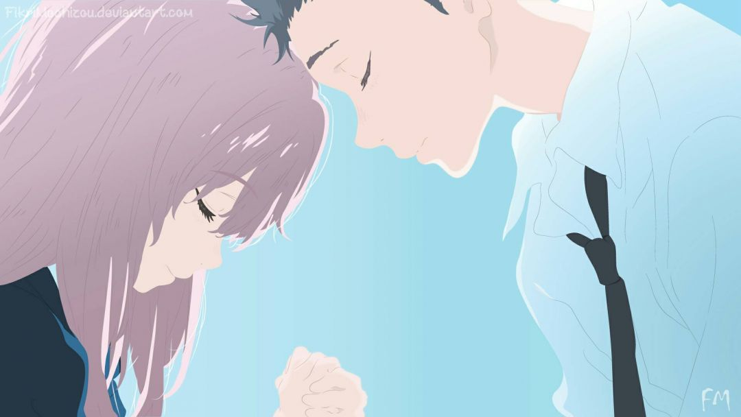 [30+] A Silent Voice - Android, iPhone, Desktop HD ...