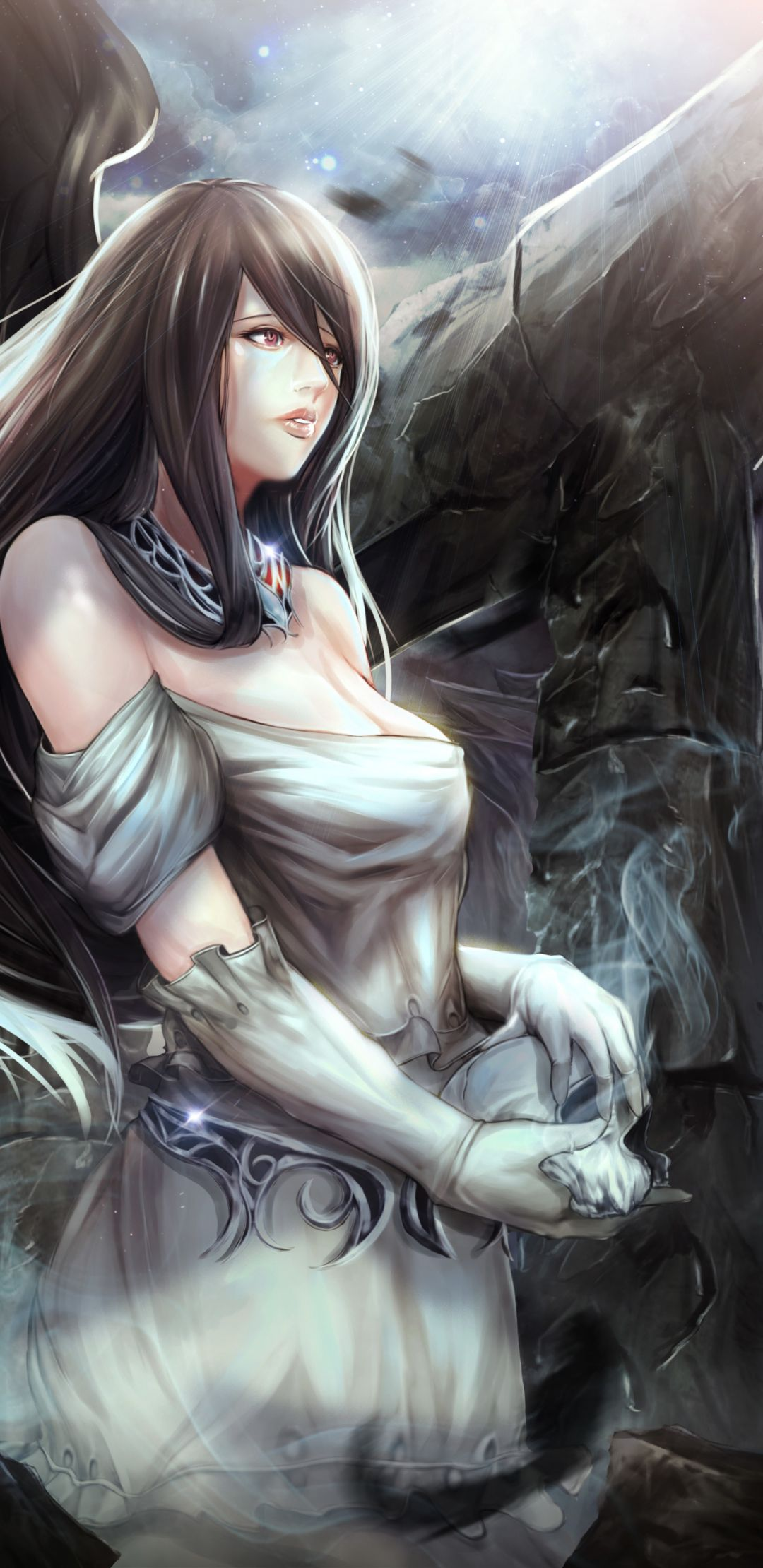 Anime Wallpaper Hd Albedo Overlord Wallpaper
