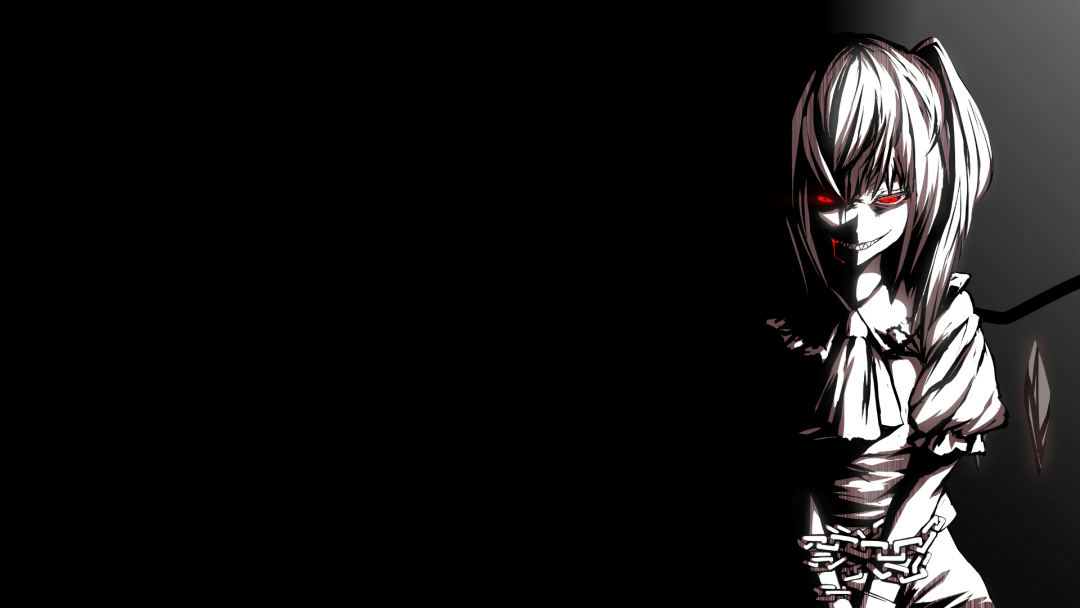 40 Dark Anime Android Iphone Desktop Hd Backgrounds
