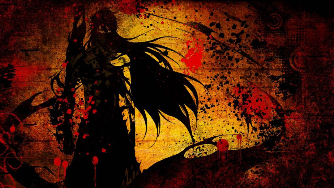 40+ Dark Red Anime - Android, iPhone, Desktop HD ...