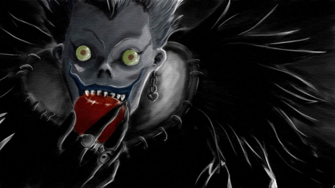 55 Death Note Ryuk Android Iphone Desktop Hd
