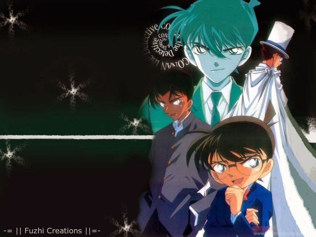 Detective Conan - Android, iPhone, Desktop HD Backgrounds / Wallpapers (1080p, 4k) (185256) - Anime