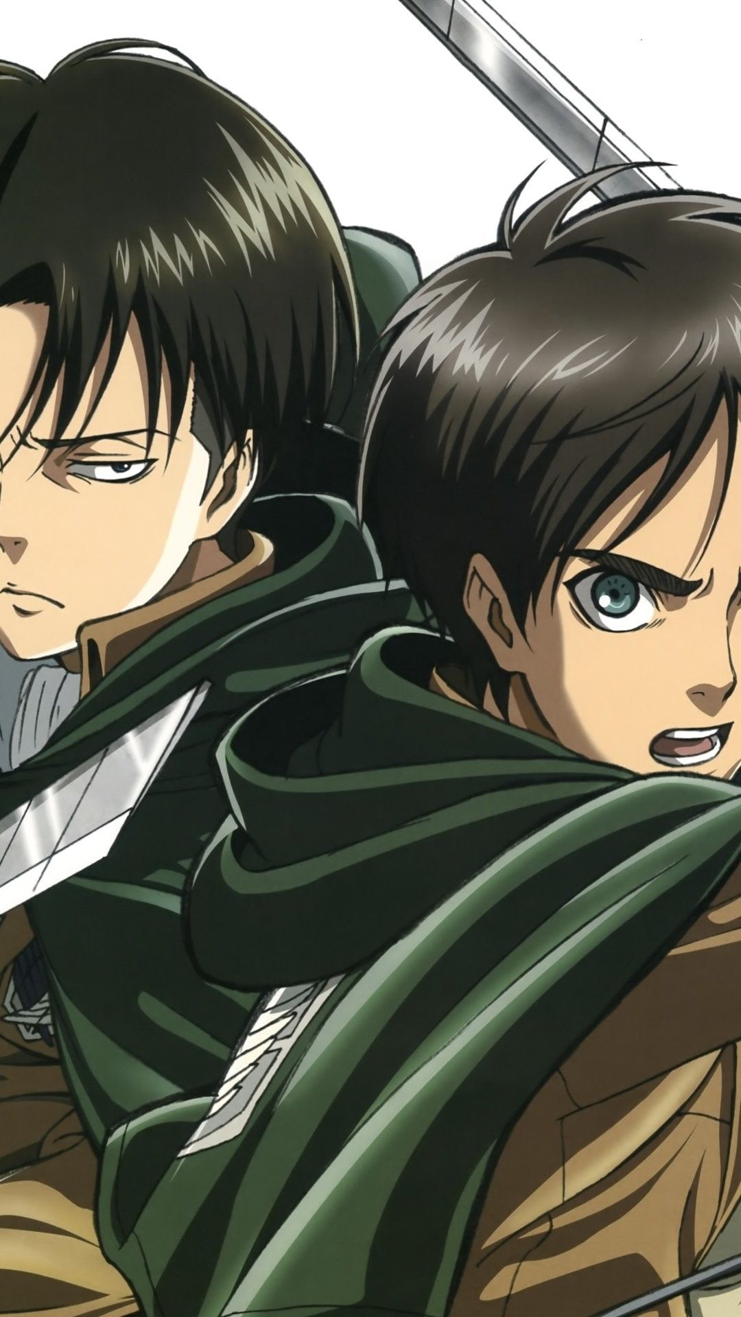 65 Eren And Levi Android Iphone Desktop Hd Backgrounds Wallpapers 1080p 4k 1080x1920 2020