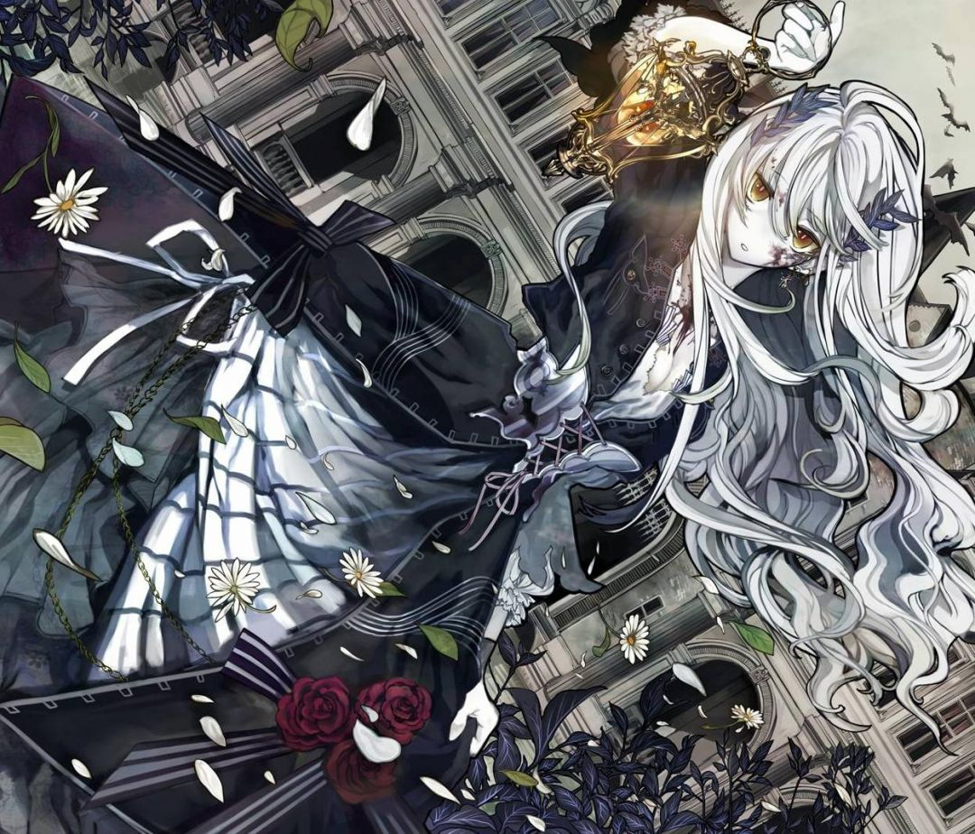 30 Gothic Anime Android Iphone Desktop Hd Backgrounds