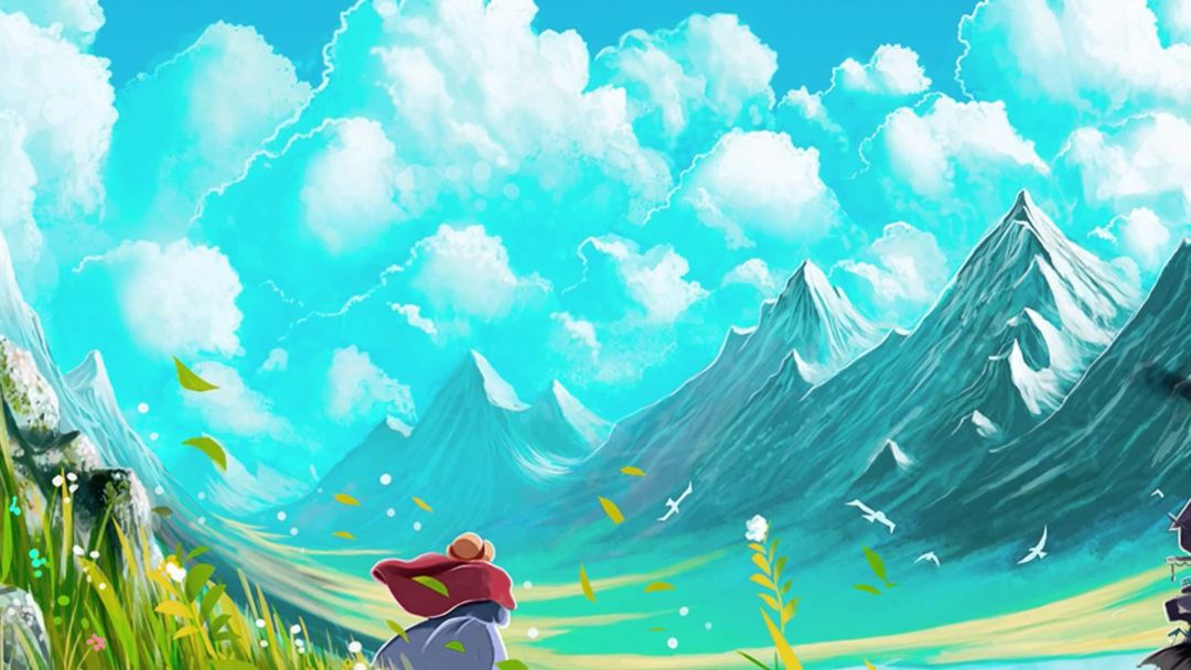 40 Howls Moving Castle Android Iphone Desktop Hd Backgrounds Wallpapers 1080p 4k 1920x1080 2020