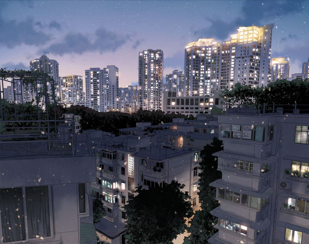 [70+] Japanese Anime City - Android, iPhone, Desktop HD ...