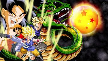 Dragon Ball Gt Wallpaper HD - Android, iPhone, Desktop HD Backgrounds / Wallpapers (1080p, 4k)