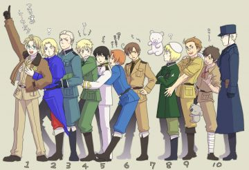 Hetalia nordics - Android, iPhone, Desktop HD Backgrounds / Wallpapers (1080p, 4k)