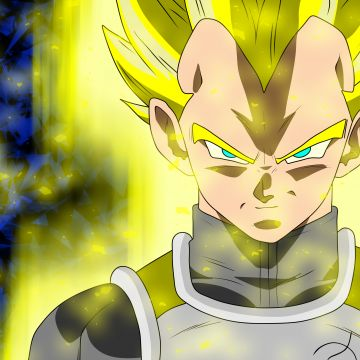 Vegeta Dragon Ball Super  - Android / iPhone HD Wallpaper Background Download