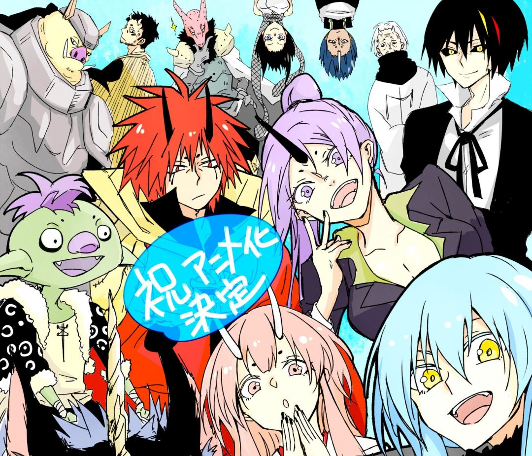 30 That Time I Got Reincarnated As A Slime Android Iphone