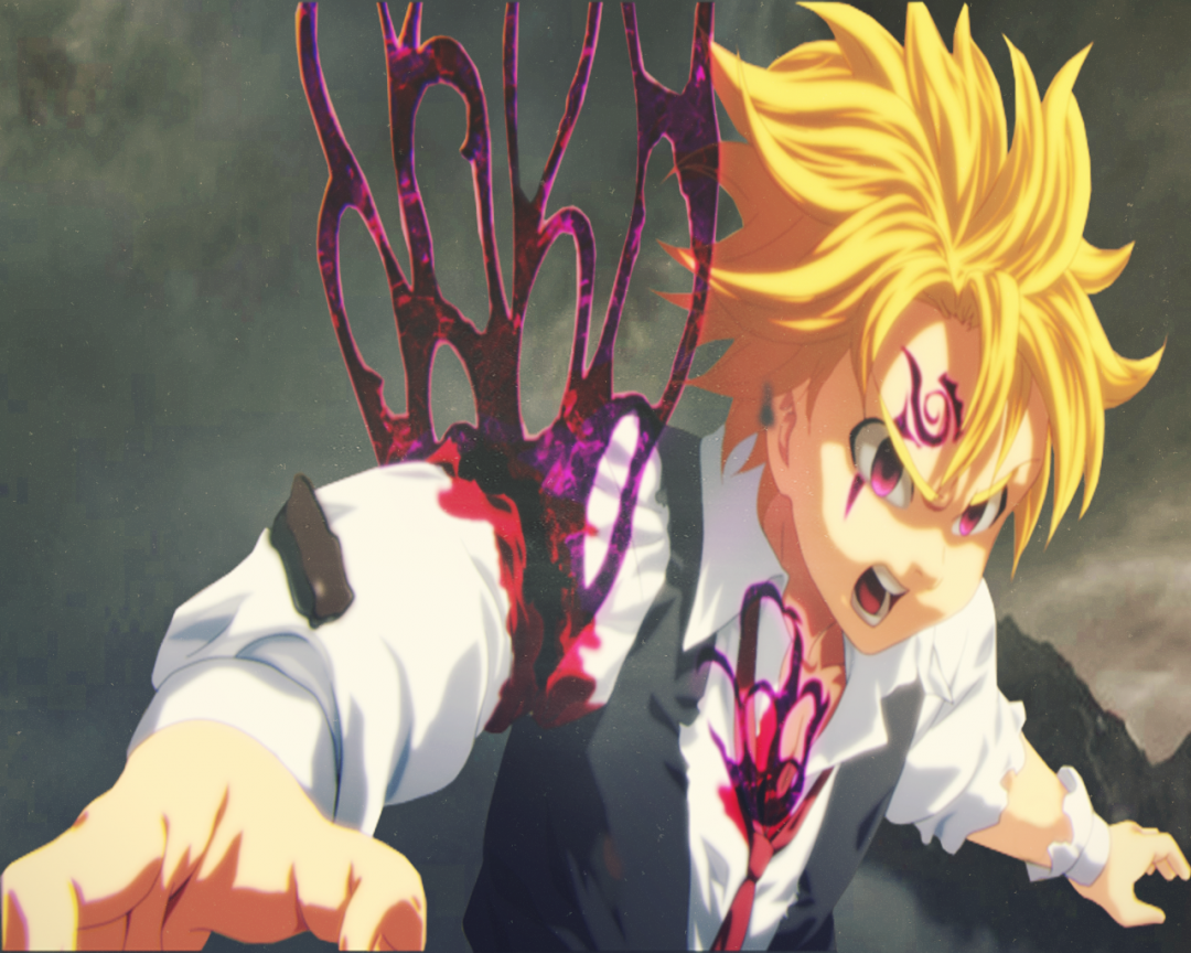 25 The Seven Deadly Sins Android Iphone Desktop Hd