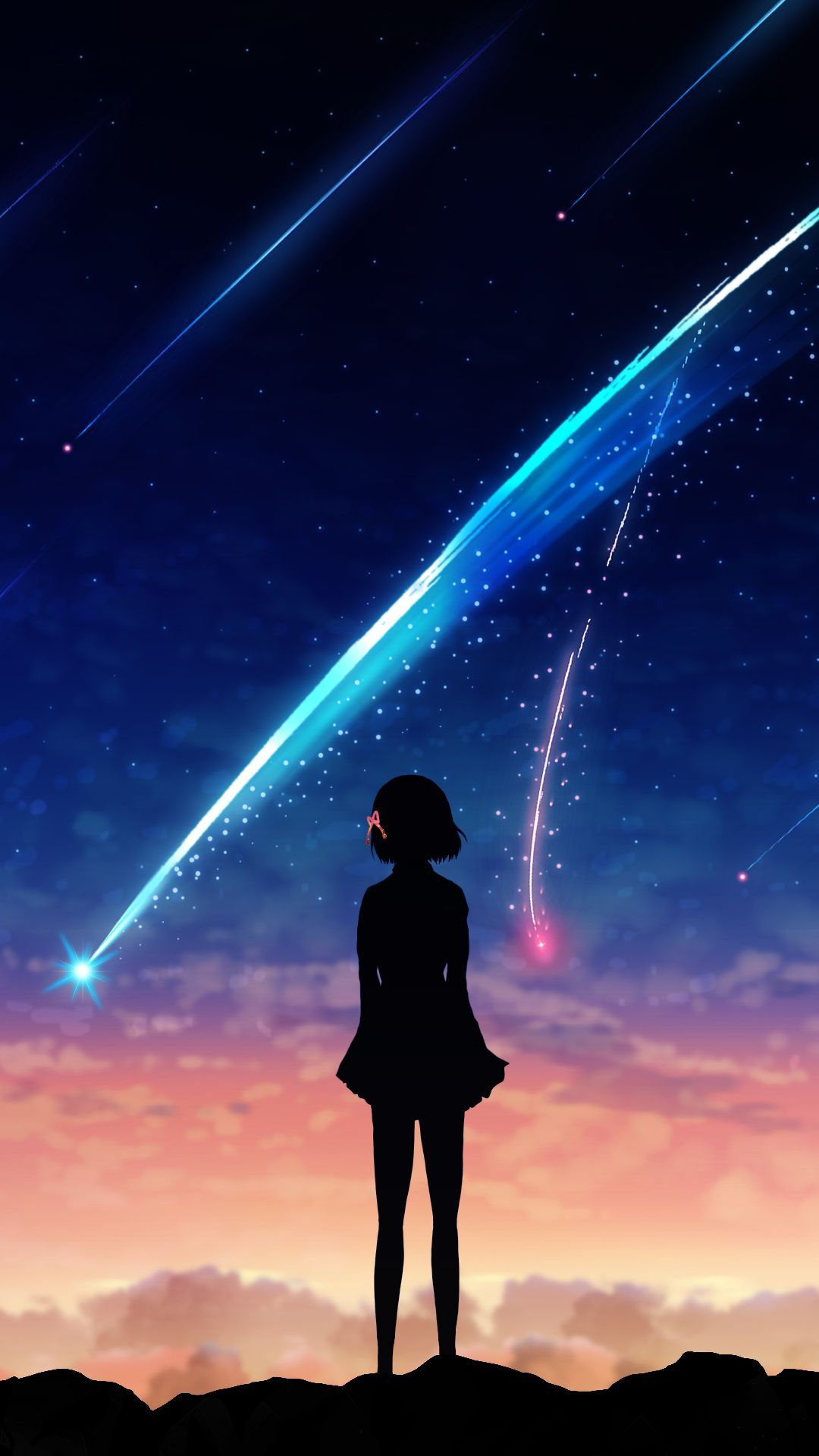 240 Your Name Anime Android Iphone Desktop Hd Backgrounds Wallpapers 1080p 4k 1080x1920 2020