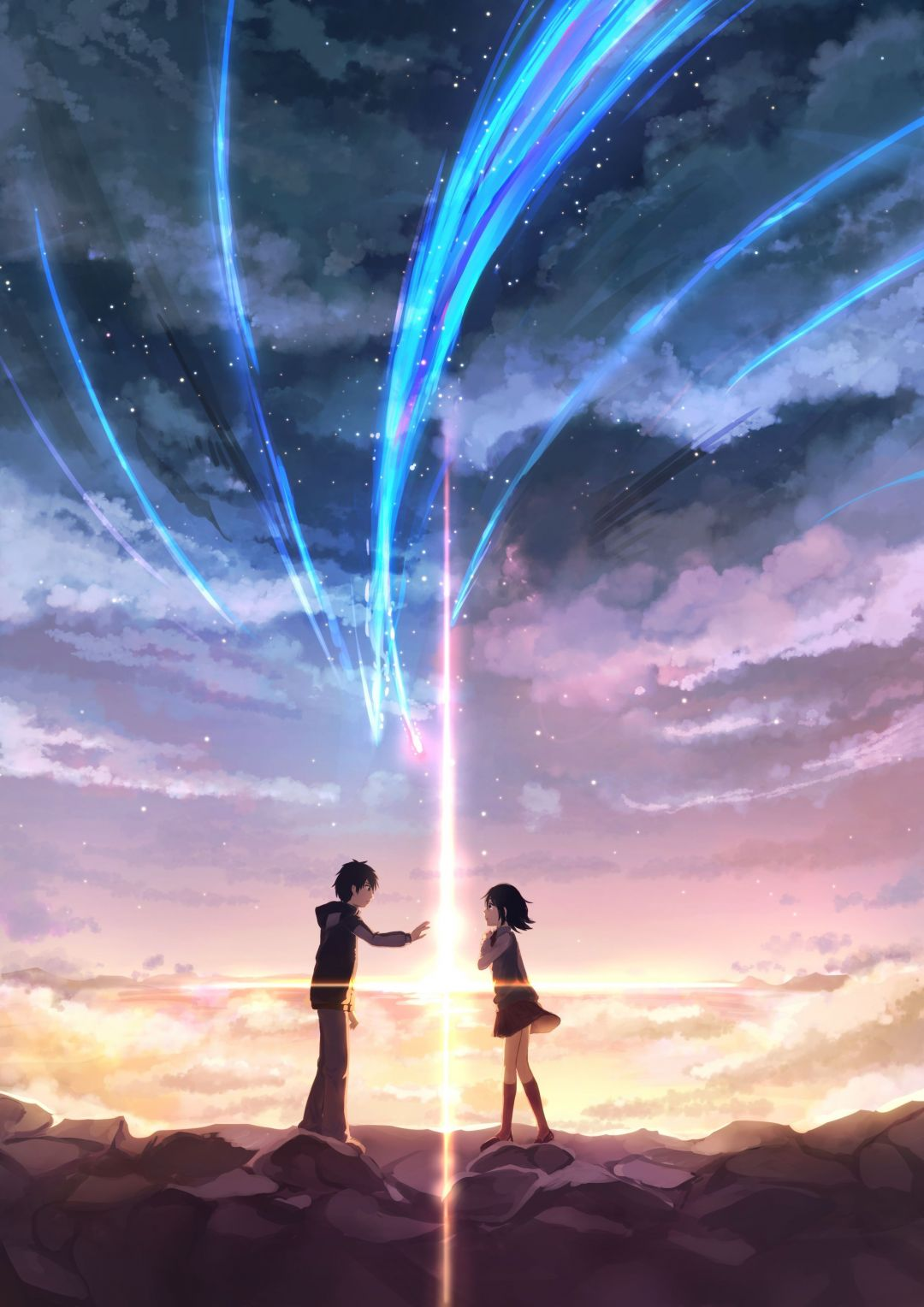 240+ Your Name Anime - Android, iPhone, Desktop HD ...