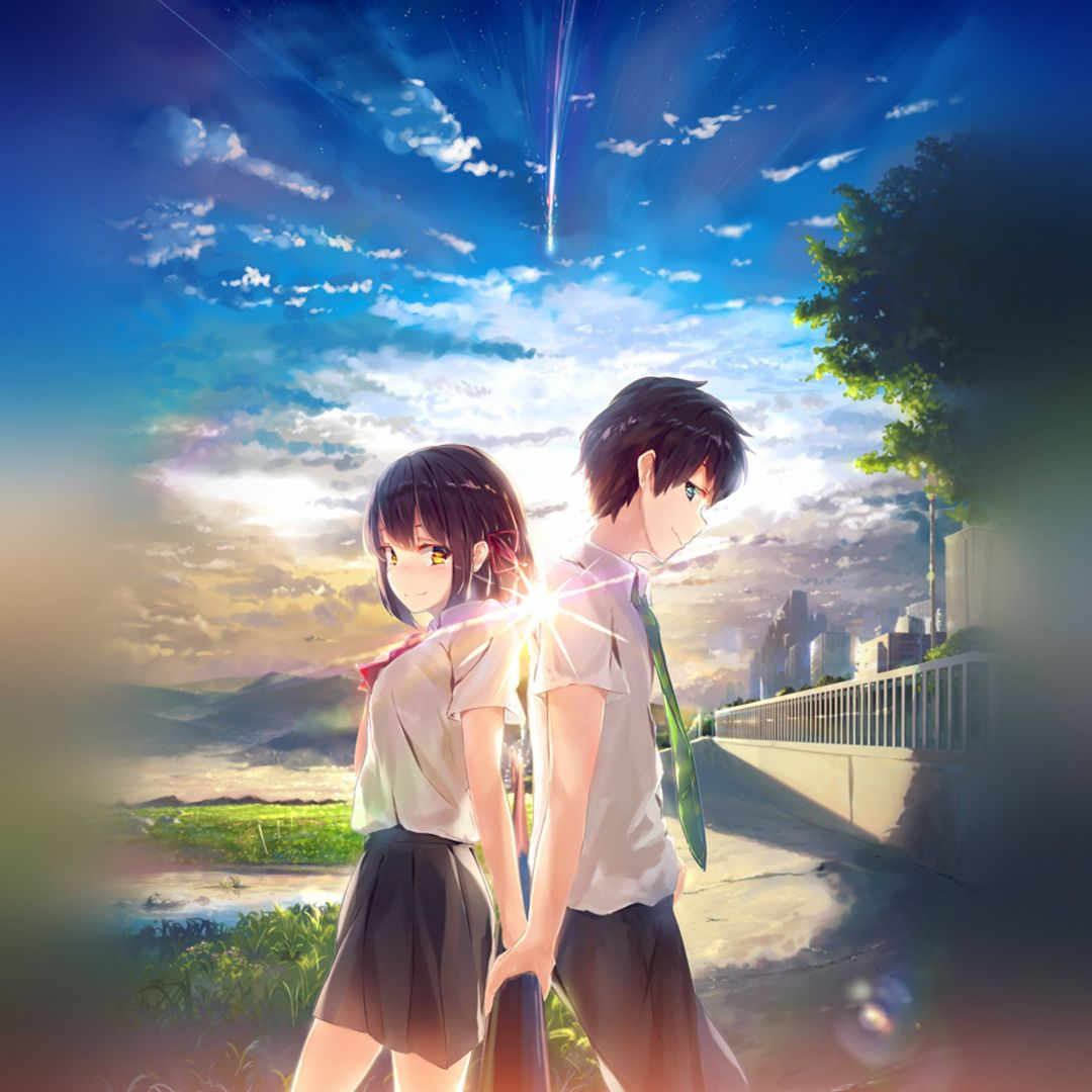 240 Your Name Anime Android Iphone Desktop Hd Backgrounds