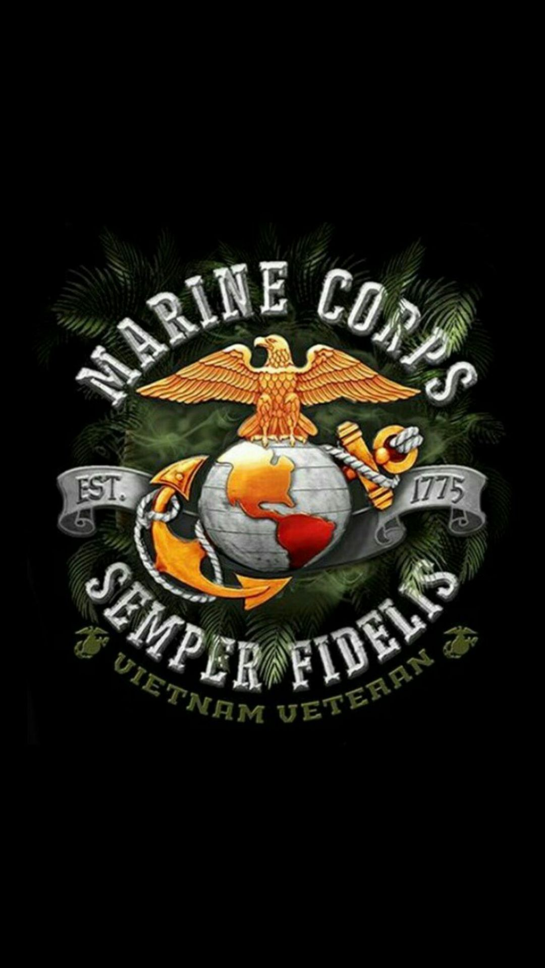 50 Us Marines Logo Android Iphone Desktop Hd Backgrounds