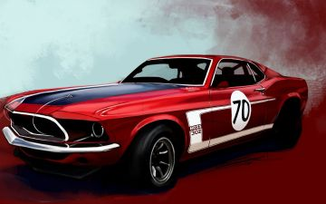 65+ Classic Cars - Android, iPhone, Desktop HD ...