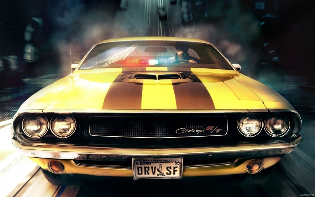 70+ Muscle Car Screensavers And Wallpaper Images, HD ...