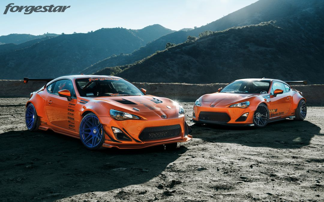 75 Scion Frs Rocket Bunny Android Iphone Desktop Hd