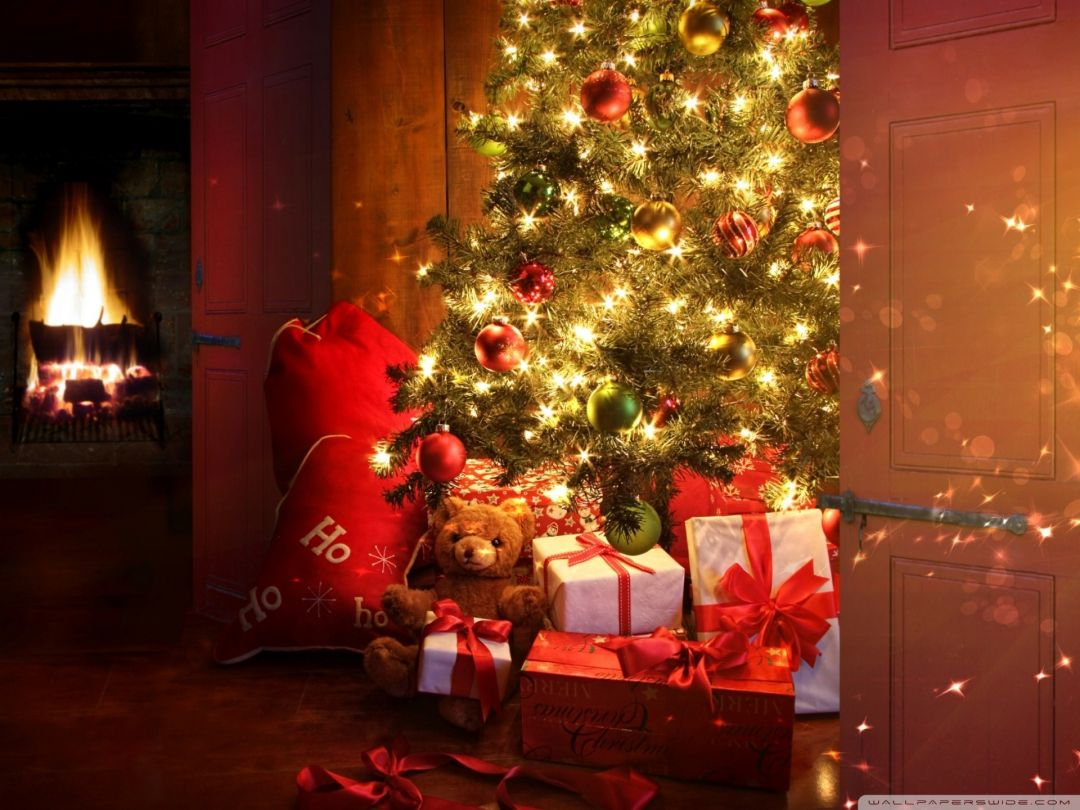 50 Animated Christmas Wallpaper With Music Android Iphone