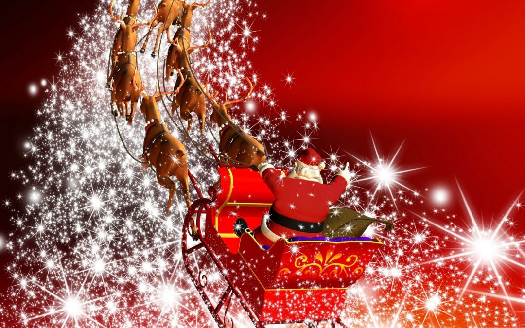 Santa Wallpaper HD - Android, iPhone, Desktop HD Backgrounds / Wallpapers (1080p, 4k) (408542) - Celebrations / Holidays