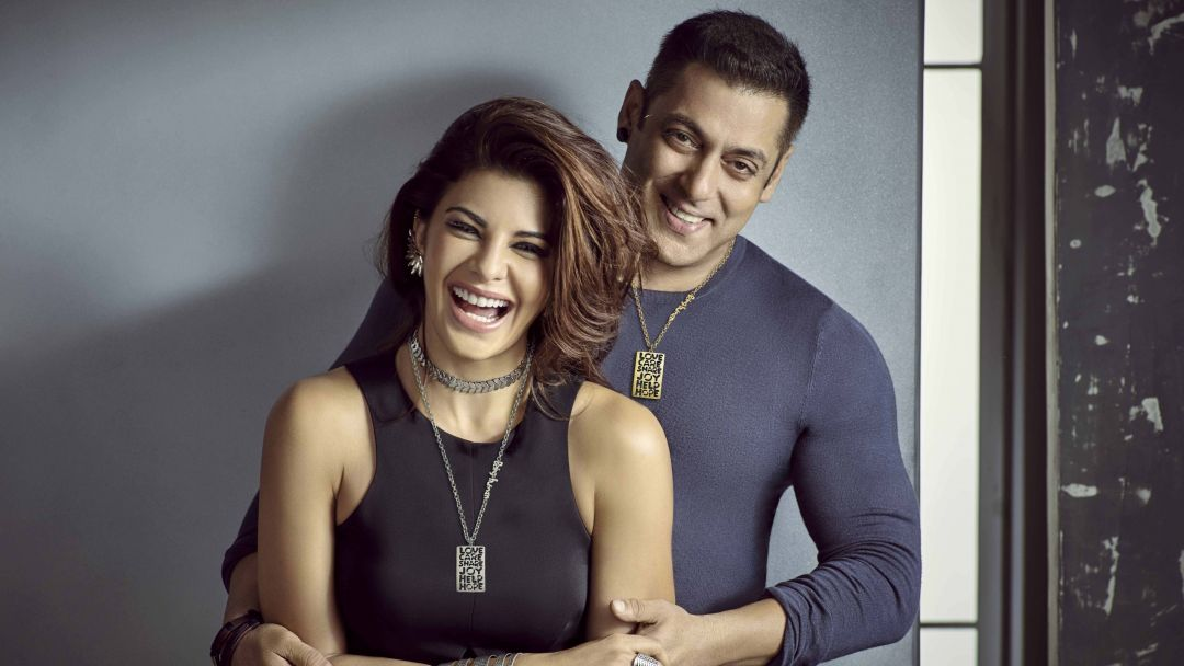 Wallpaper Jacqueline Fernandez, Salman Khan, 4K, Celebrities - Android / iPhone HD Wallpaper Background Download (975790) - Bollywood