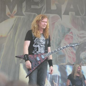 Dave mustaine - Android, iPhone, Desktop HD Backgrounds / Wallpapers (1080p, 4k)