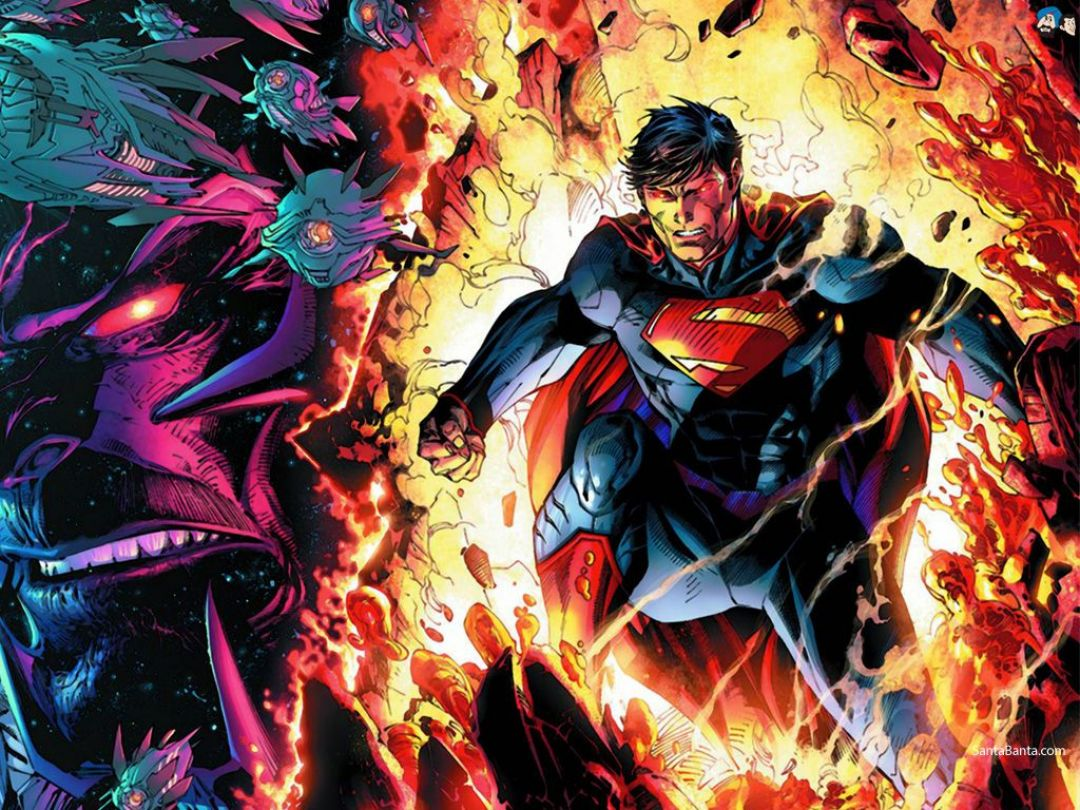 45 Angry Superman Laptop Android Iphone Desktop Hd