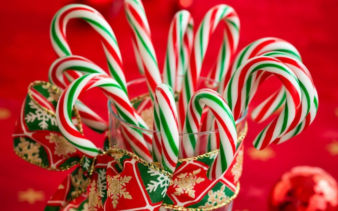 [45+] Candy Cane - Android, iPhone, Desktop HD Backgrounds ...