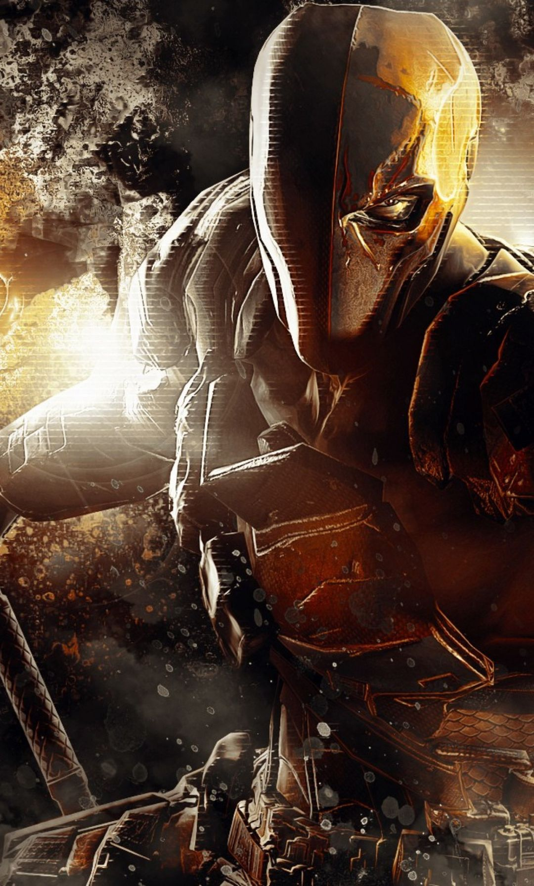 70 Deathstroke Iphone Android Iphone Desktop Hd Backgrounds Wallpapers 1080p 4k 1280x2120 2020