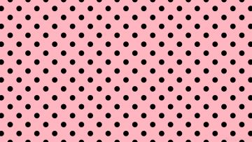Pink Polka Dot - Android, iPhone, Desktop HD Backgrounds / Wallpapers (1080p, 4k)