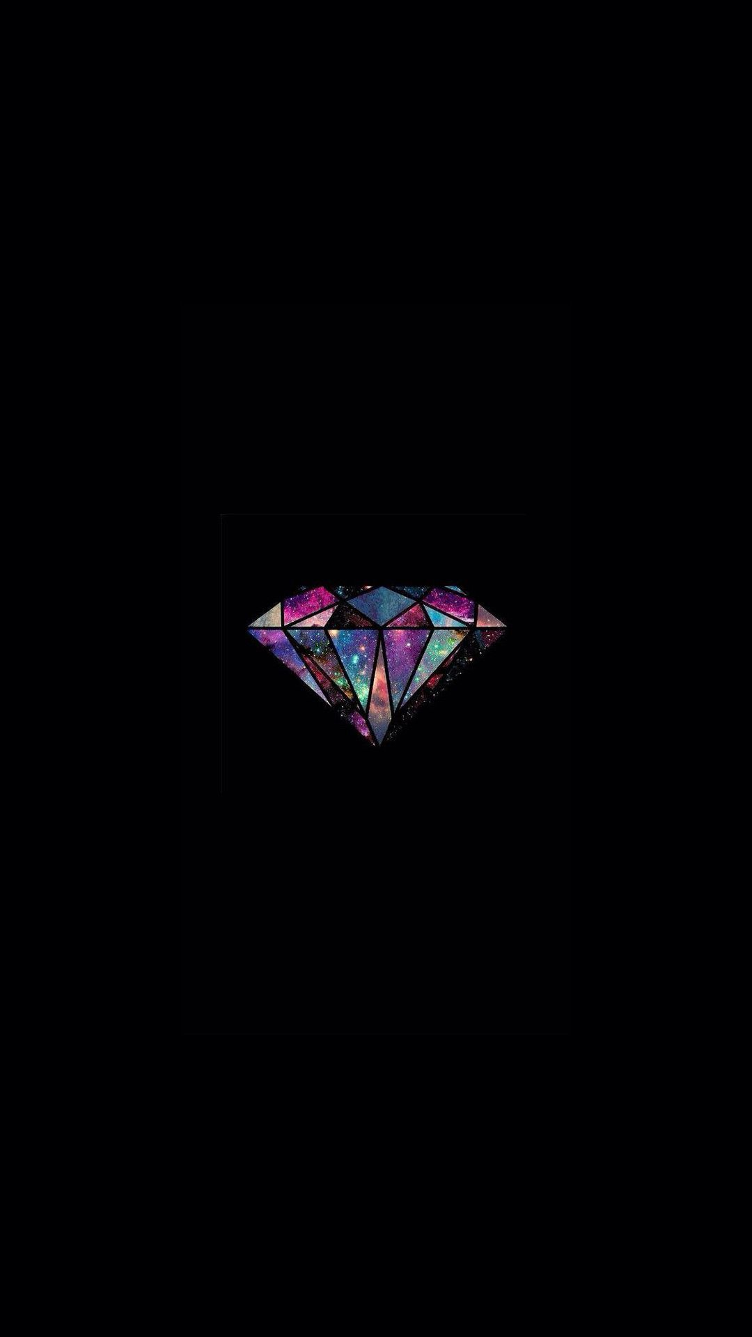 55 Pink Diamond Android Iphone Desktop Hd Backgrounds