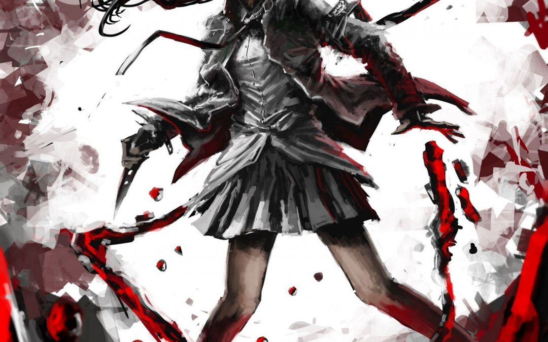 30 Horror Anime Android Iphone Desktop Hd Backgrounds Wallpapers 1080p 4k 2560x1600 2020