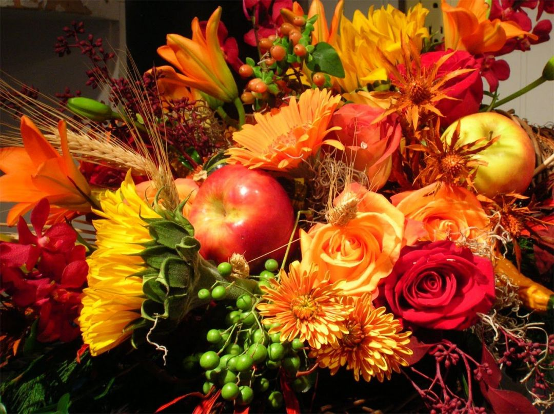 45 Fall Floral Android Iphone Desktop Hd Backgrounds