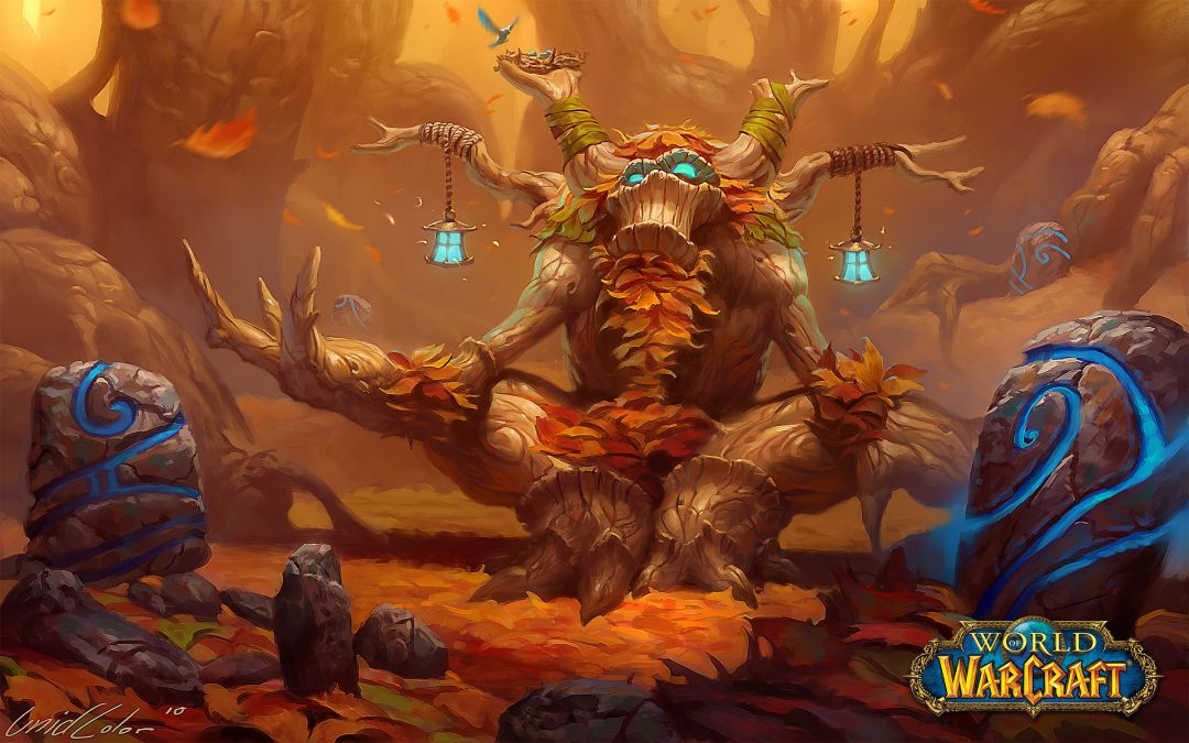 85 Balance Druid Android Iphone Desktop Hd Backgrounds Wallpapers 1080p 4k 1920x1200 2020