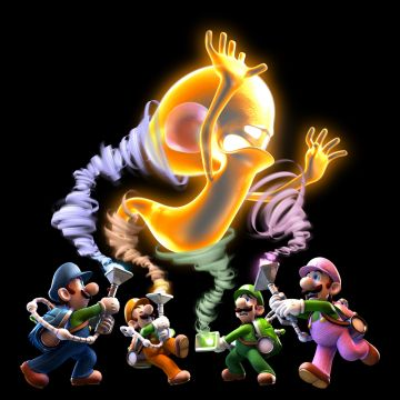 Luigis Mansion - Android, iPhone, Desktop HD Backgrounds / Wallpapers (1080p, 4k)