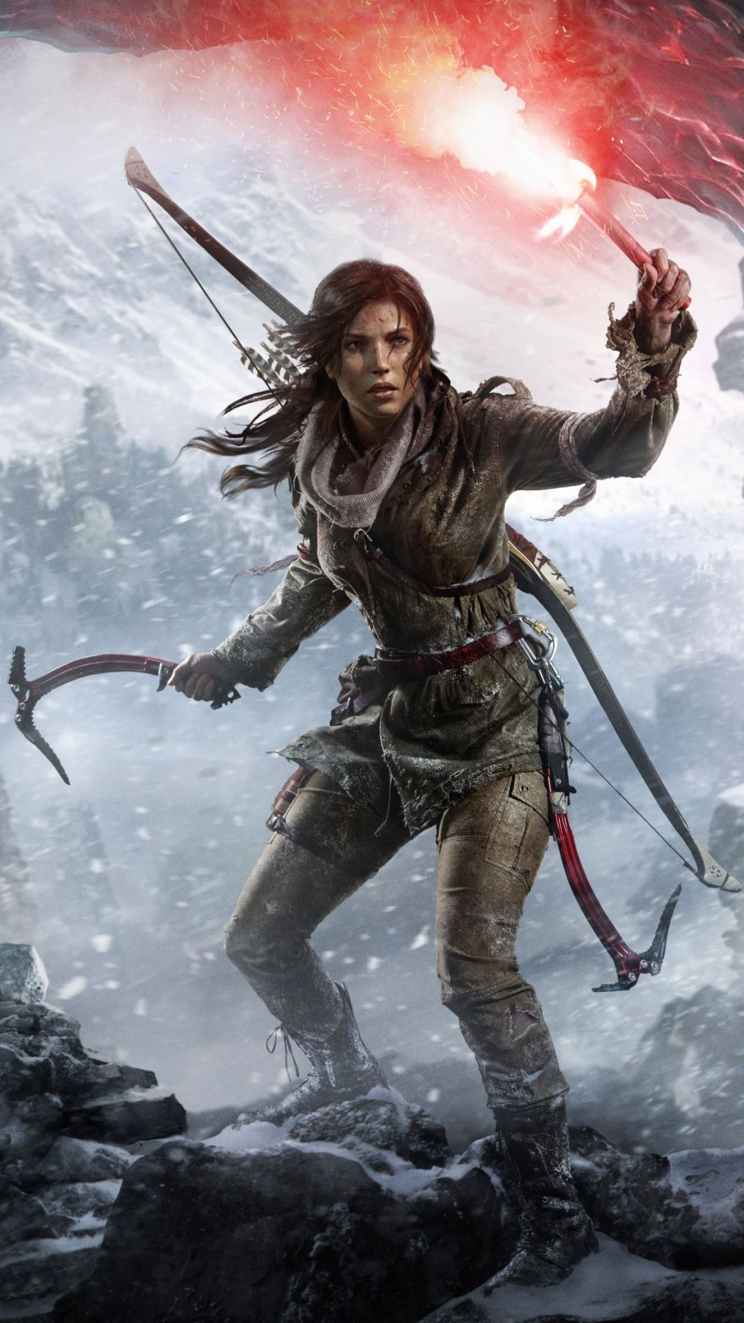 50 Rise Of The Tomb Raider Android Iphone Desktop Hd
