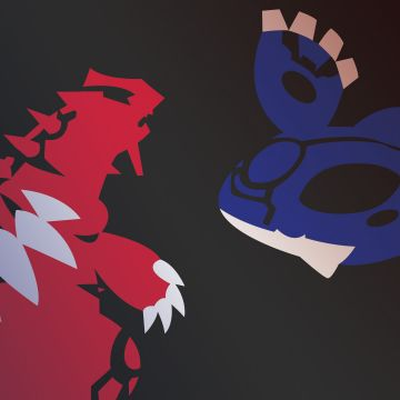 Groudon vs Kyogre - Android, iPhone, Desktop HD Backgrounds / Wallpapers (1080p, 4k)