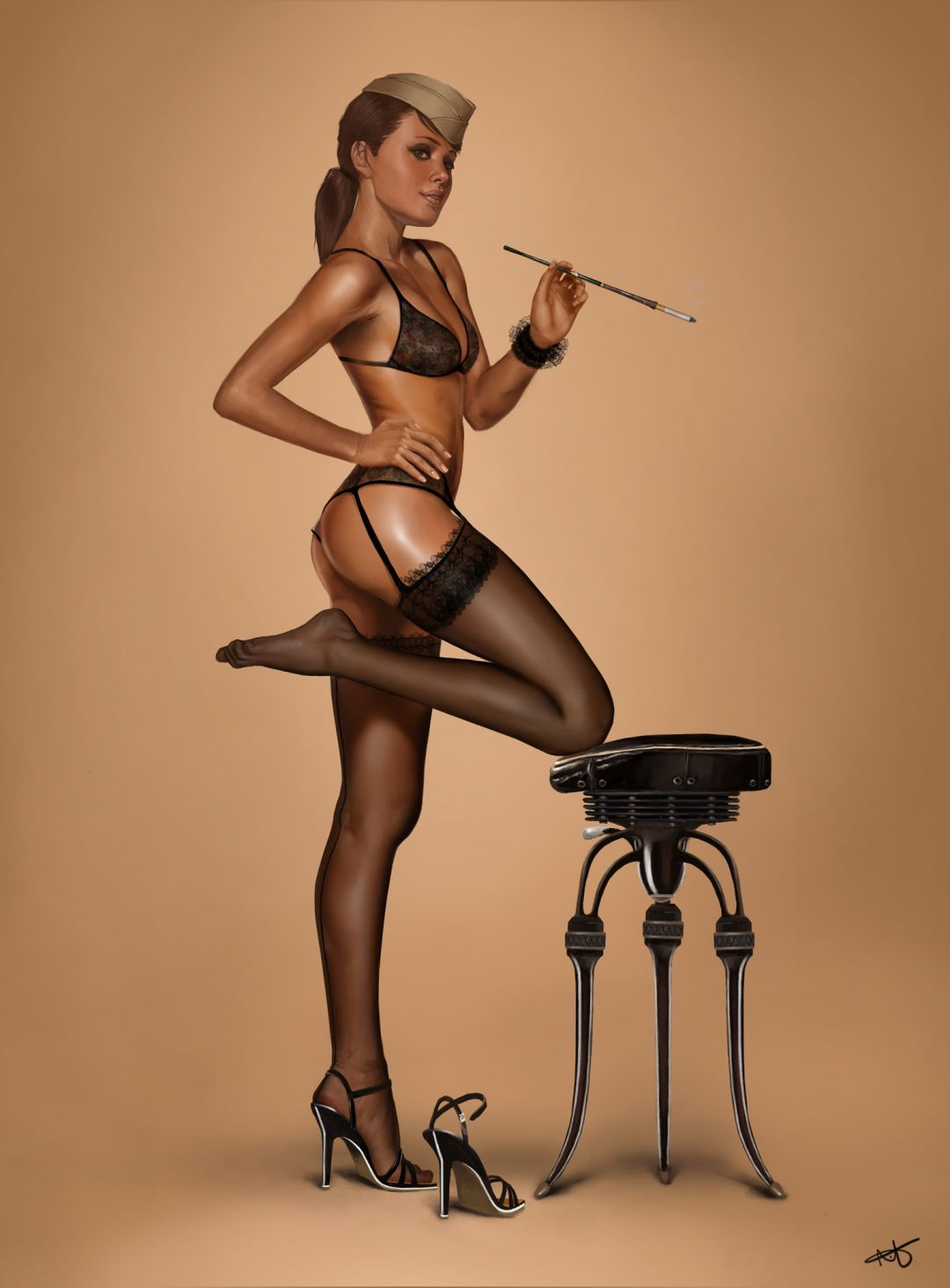 105 Military Pin Up Android Iphone Desktop Hd Backgrounds