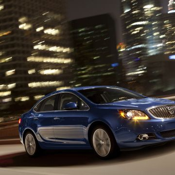 Blue Cars Vehicle Buick Verano Car - Android / iPhone HD Wallpaper Background Download